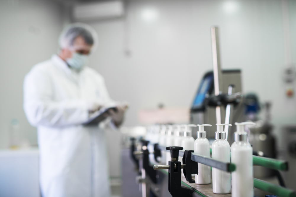 finding cosmetics manufacturing partner